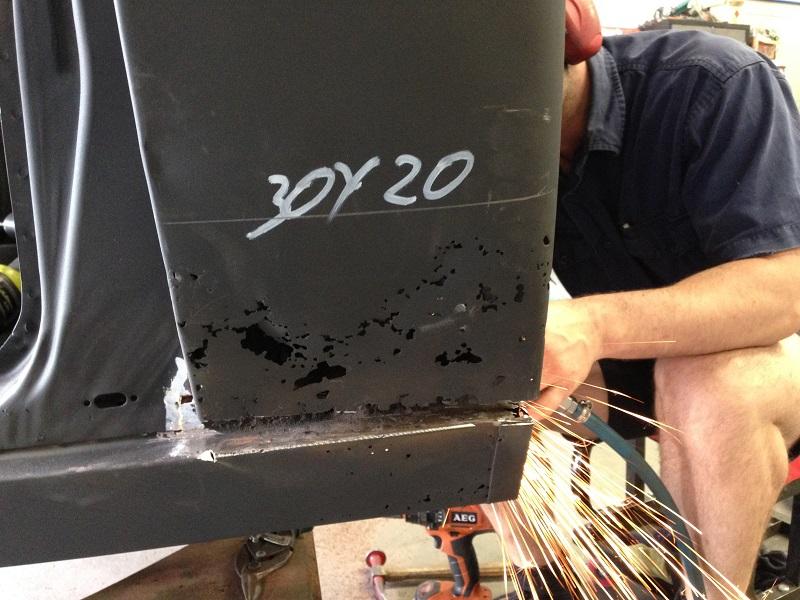 Brisbane Rust Repair - Ol' School Garage (12).JPG