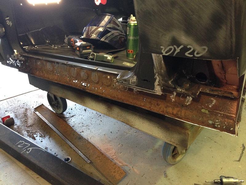 Rust Repair Queensland  - Ol' School Garage (3).JPG