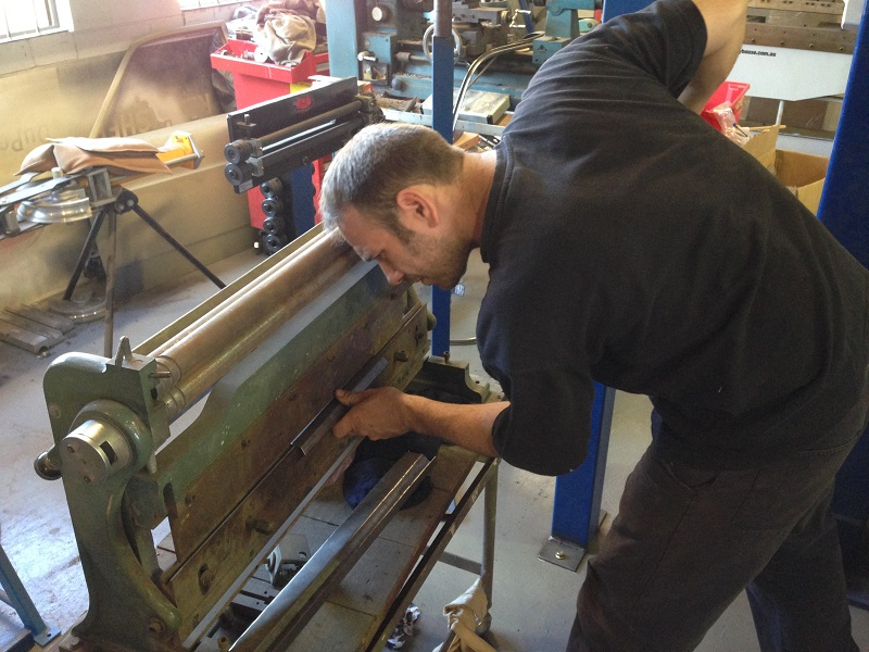 Classic Car Restoration - Rust Repair (3).JPG