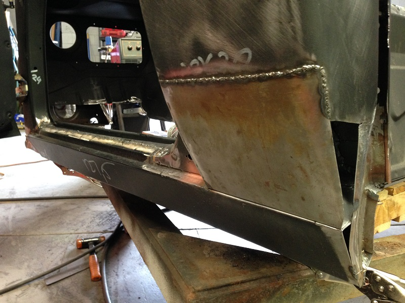 Classic Car Restoration - Rust Repair (5).JPG