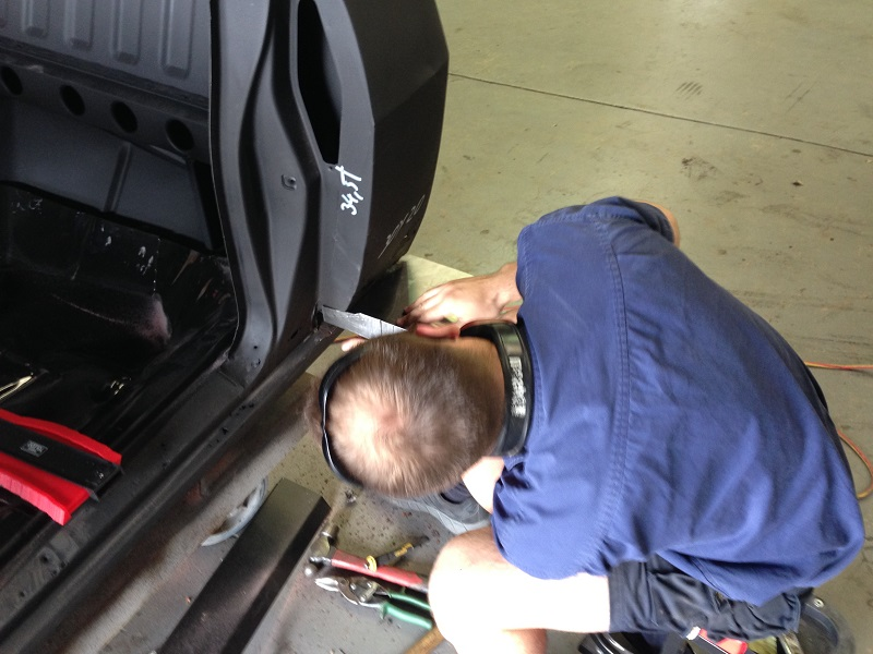 Classic Car Restoration - Rust Repair (6).JPG