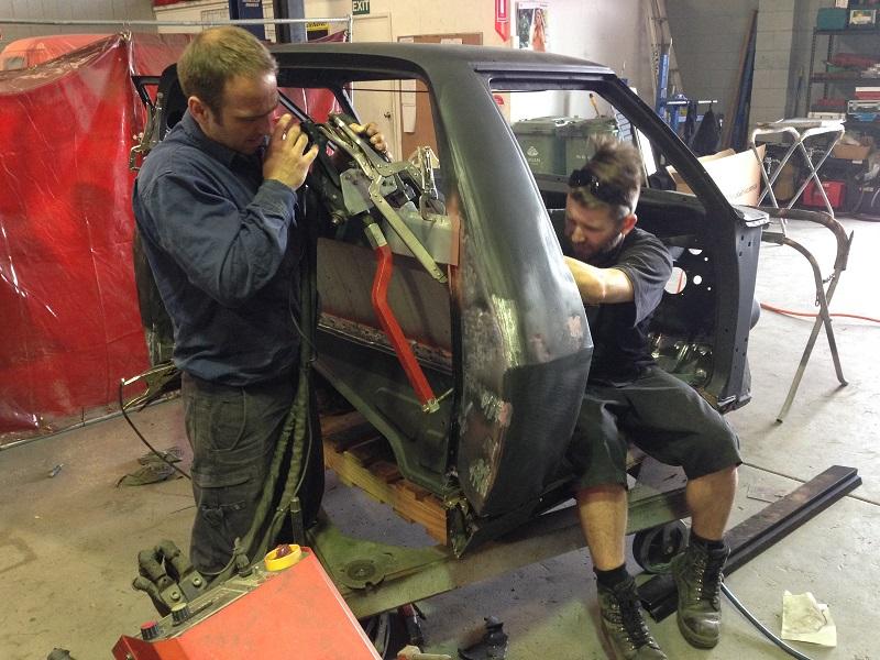 Holden Ute Restoration - Ol' School Garage (3).JPG