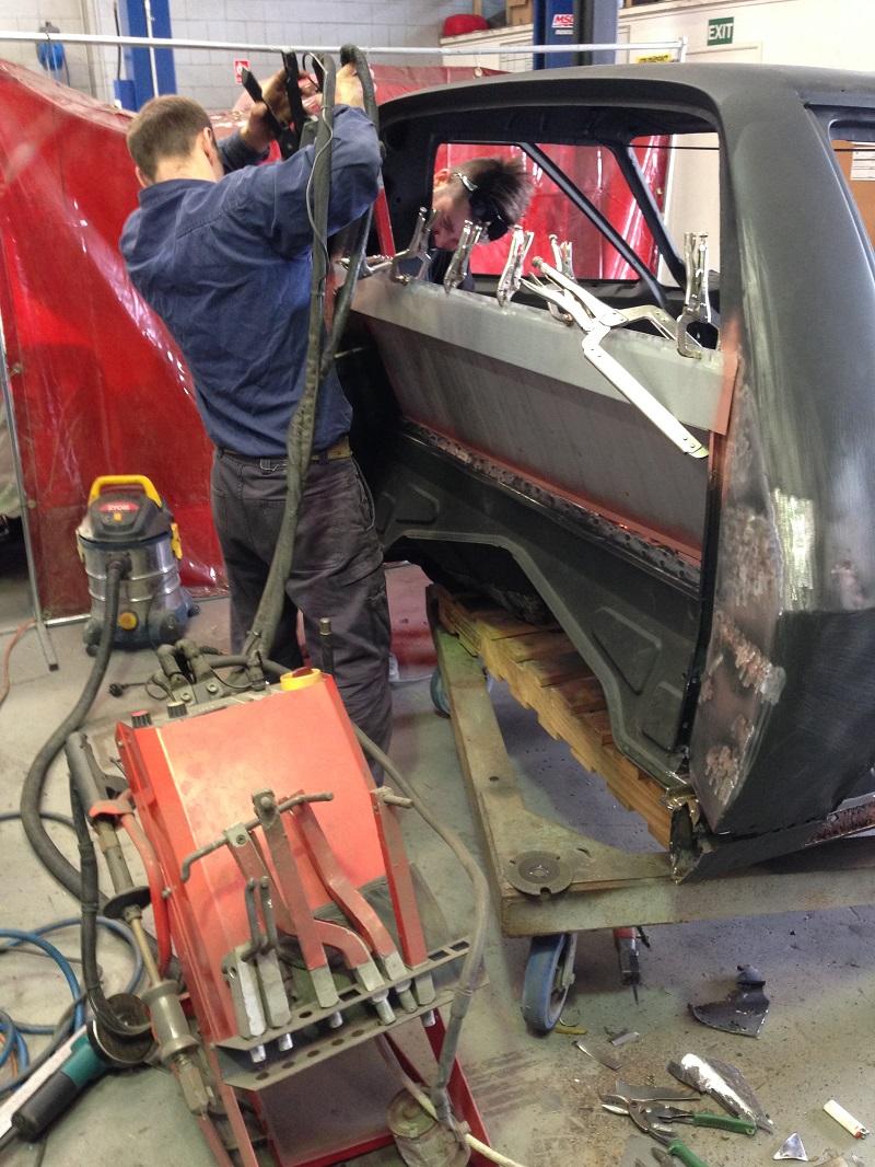 Holden Ute Restoration - Ol' School Garage (1).JPG
