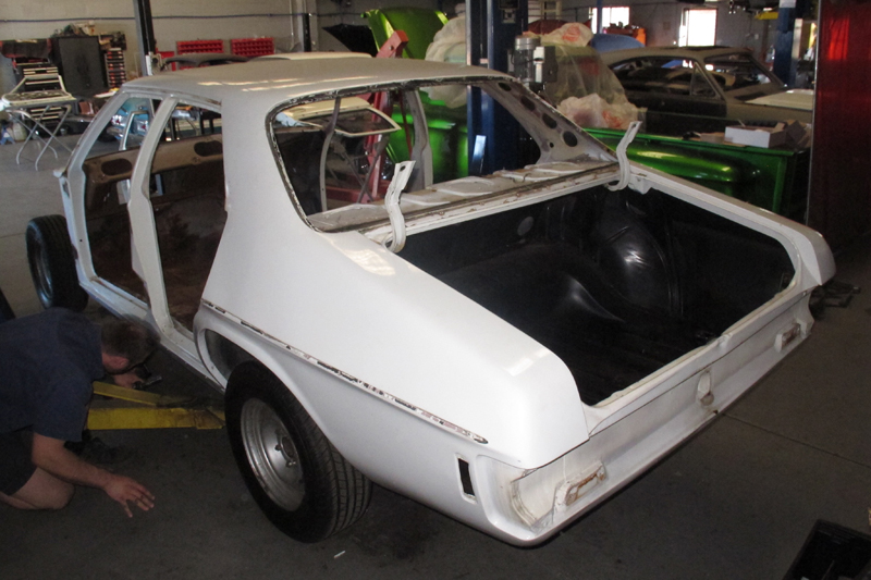 1974 HQ Kingswood Sedan Restoration (68).jpg