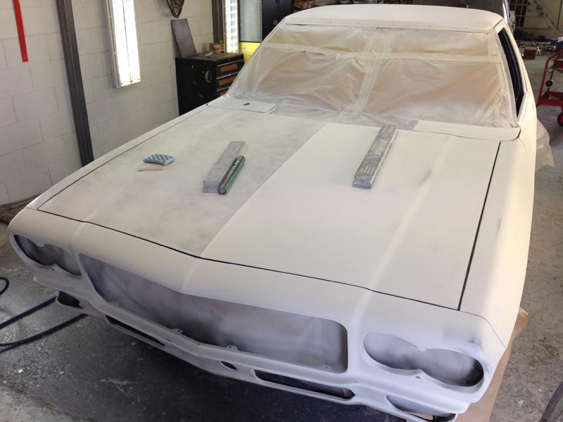 Holden HJ 1 tonner ute restoration - Ol' School Garage - Absinth Yellow (29).jpg