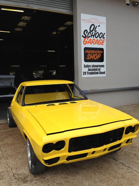 Holden HJ 1 tonner ute restoration - Ol' School Garage - Absinth Yellow (18).jpg