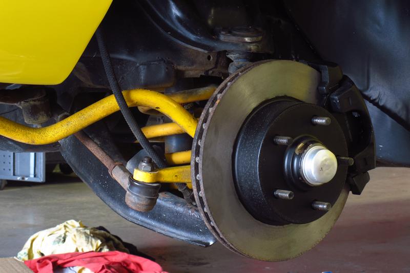 Holden HJ 1 tonner ute restoration - Ol' School Garage - Absinth Yellow (4).jpg