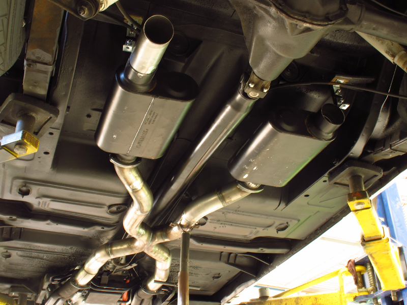 Ford Fairlane ZC 500 Exhaust Fabrication (3).jpg