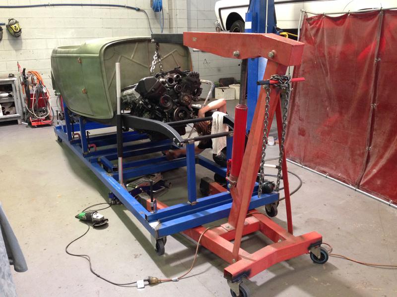 Ol' School Garage - 32 Roadster Hot Rod Build - Australia (5).jpg