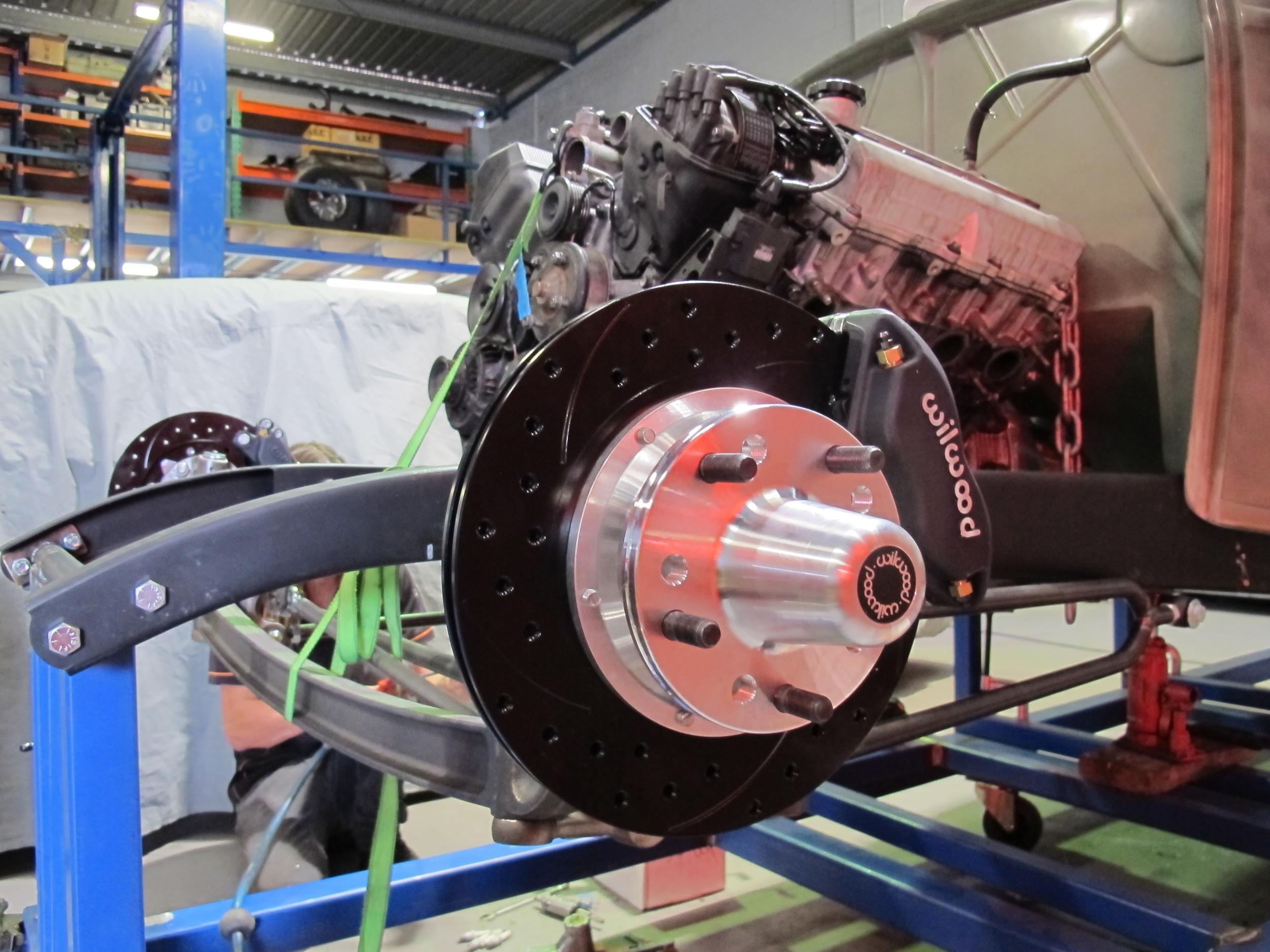 Ol' School Garage - 32 Roadster Hot Rod Build (9).JPG