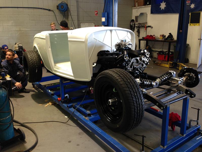1932 Ford Roadster - Model A - Australian build (14).jpg
