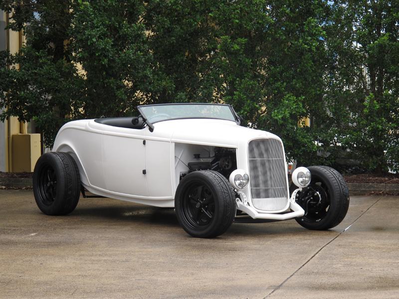 1932 Ford Roadster - Model A - Australian build (74).jpg