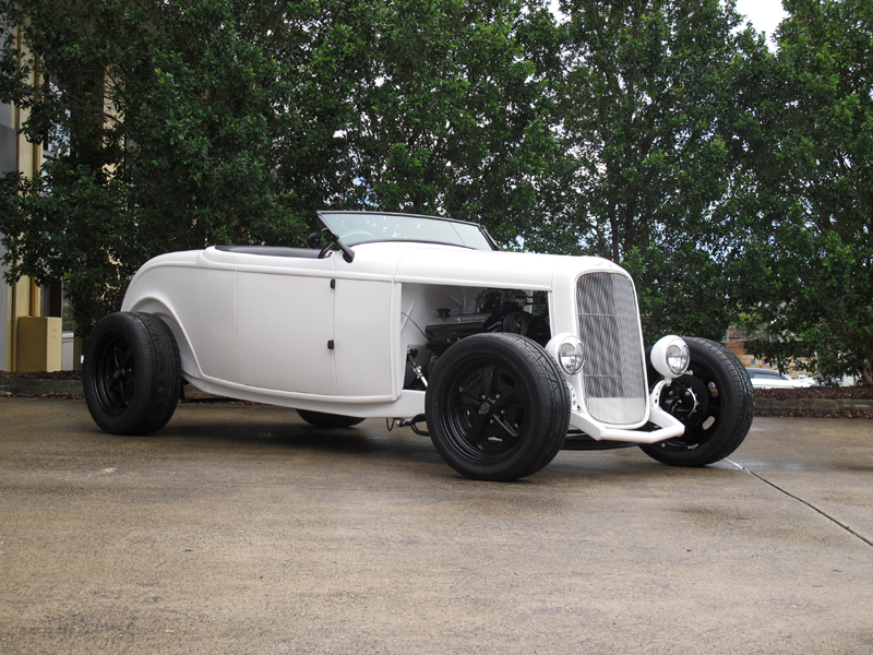 1932 Ford Roadster - Model A - Australian build (72).jpg