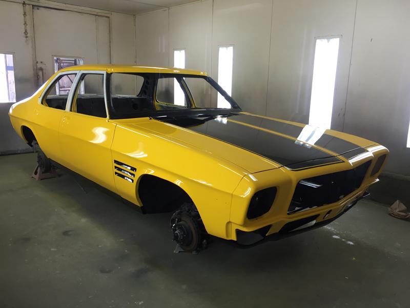 1974 Holden HQ Sedan