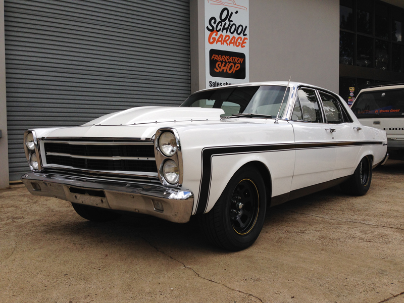 1970 Ford ZD Fairlane 500