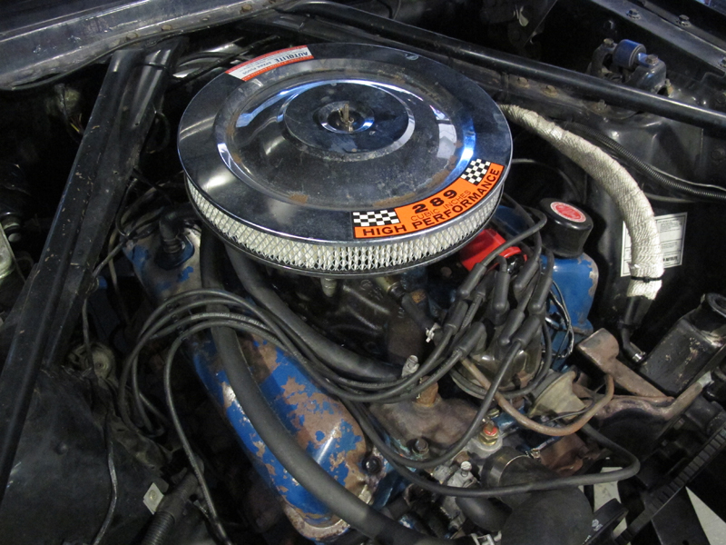 1966 Ford Mustang Convertible - Undergoing Restoration at Ol' Schoool Garage Brisbane (3).jpg