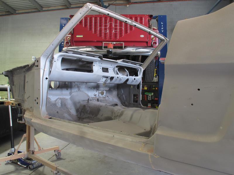 66 Mustang convertible - Australian Restoration by Ol' School Garage (42).jpg