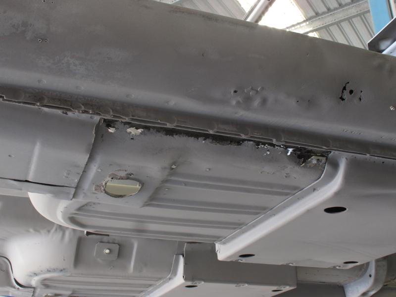 66 Mustang convertible - Australian Restoration by Ol' School Garage (46).jpg
