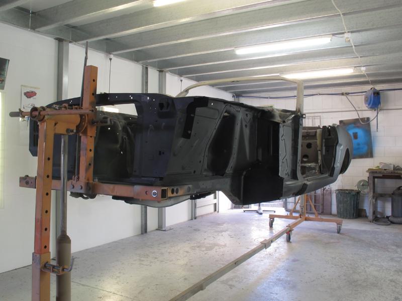 66 Mustang convertible - Australian Restoration by Ol' School Garage (49).jpg