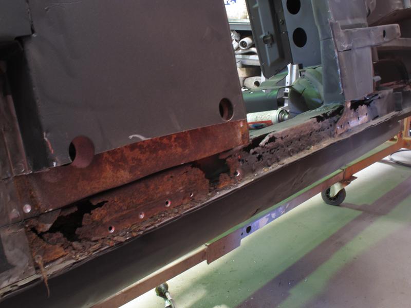 66 Mustang convertible - Australian Restoration by Ol' School Garage (63).jpg
