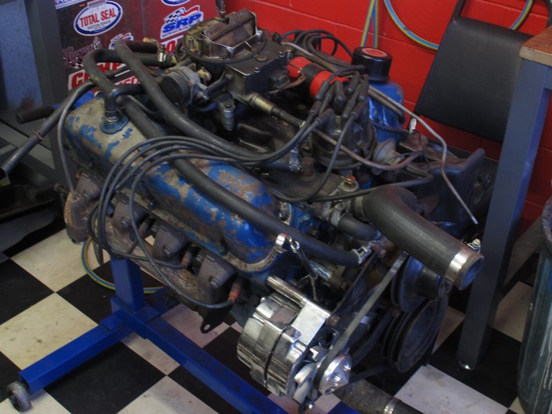 66 Mustang convertible - Australian Restoration by Ol' School Garage (56).jpg