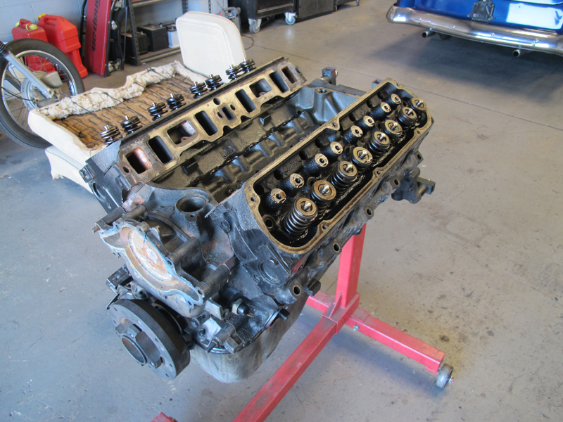 289ci 347ci engine Ford Windsor build - 1966 Ford Mustang Convertible (9).jpg