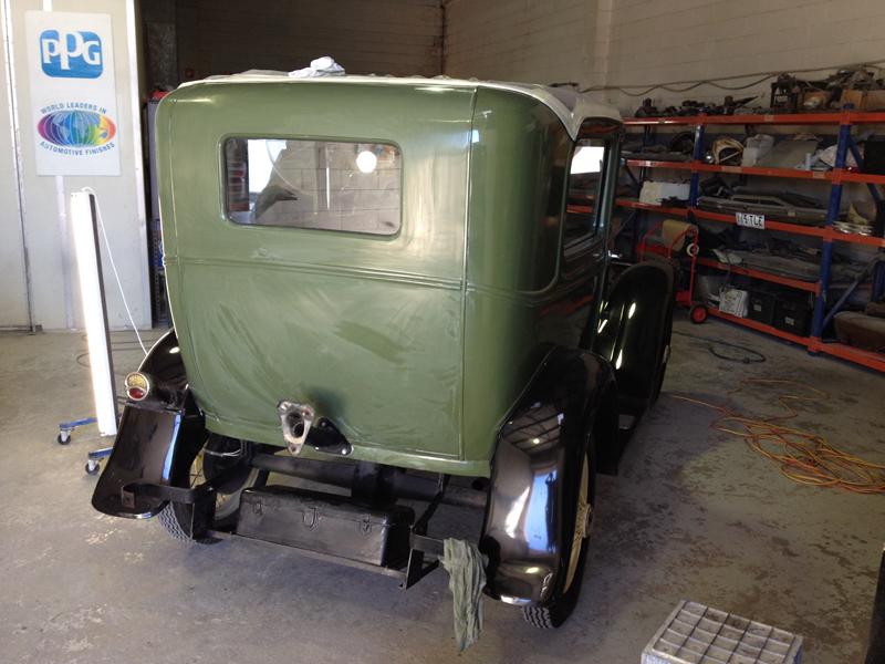 1930 Ford Tudor - ol' school garage (5).jpg