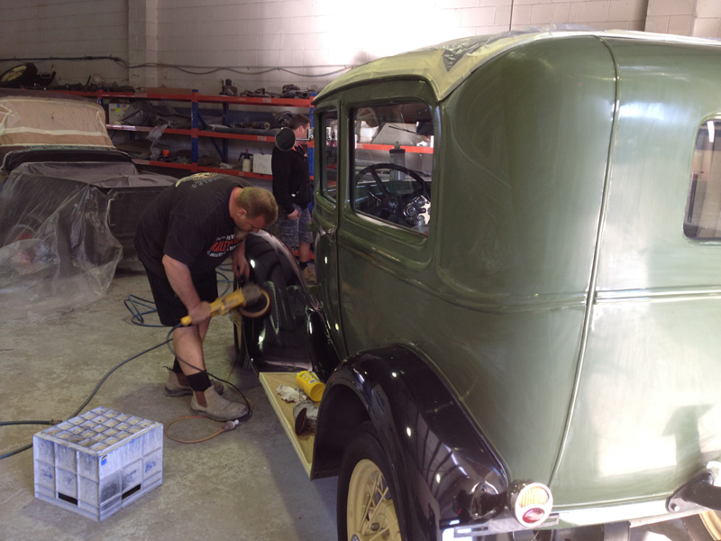 1930 Ford Tudor - ol' school garage (6).jpg
