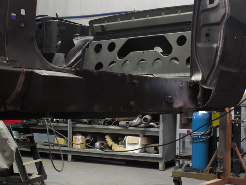Automotive Restoration - Brisbane Queensland - Ol' School Garage - Ford Mustang Convertible (9).jpg