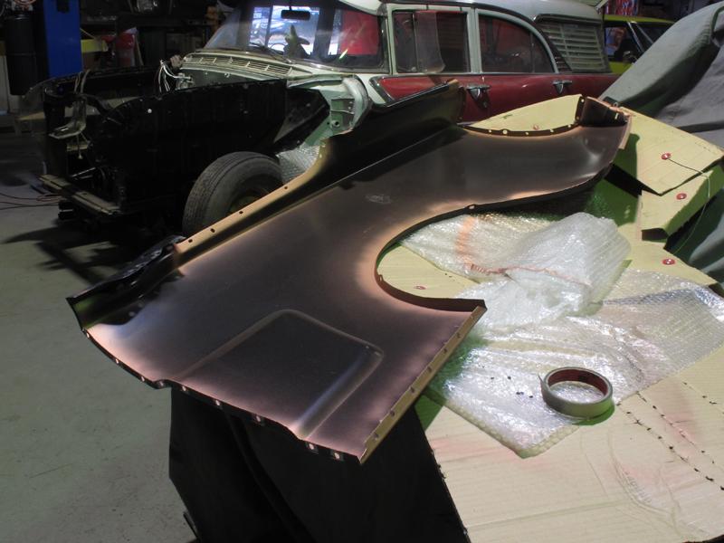 Automotive Restoration - Brisbane Queensland - Ol' School Garage - Ford Mustang Convertible (20).jpg