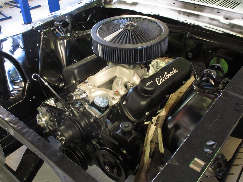 Brisbane 1966 Ford Mustang Convertible - Restoration Project Build - Ol' School Garage (39).jpg