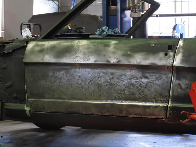 Brisbane 1966 Ford Mustang Convertible - Restoration Project Build - Ol' School Garage (49).jpg