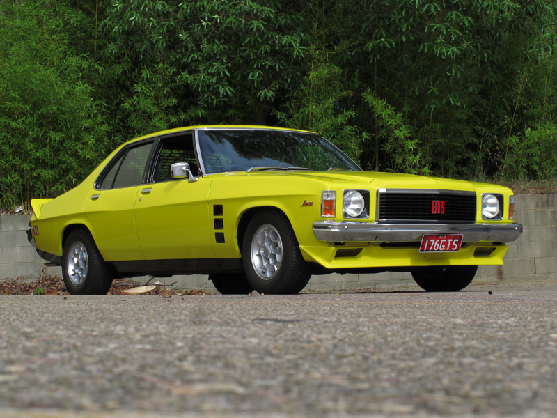 Yellow Holden HJ Sedan - GTS - Restoration by Ol' School Garage (20).jpg