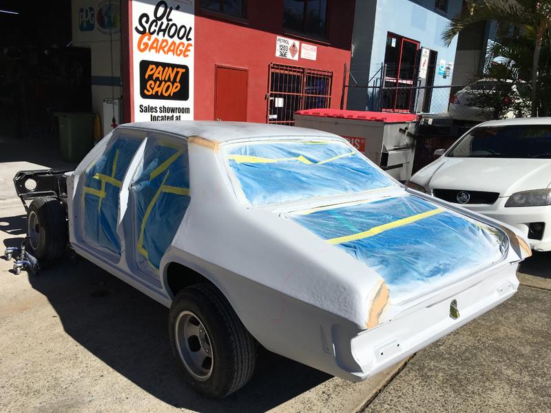 73 Holden HQ sedan metal work body work - restoration (10).jpg