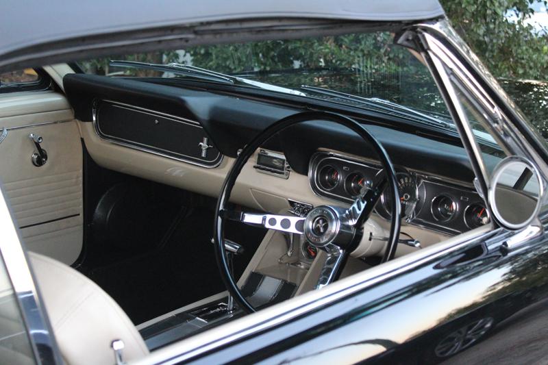 Restored 1966 Ford Mustang Convertible - Ol' School Garage - Brisbane Australia (7).jpg