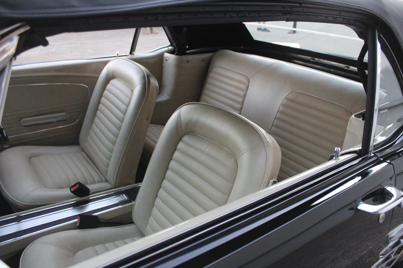 Restored 1966 Ford Mustang Convertible - Ol' School Garage - Brisbane Australia (14).jpg