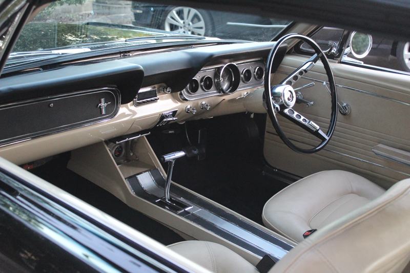 Restored 1966 Ford Mustang Convertible - Ol' School Garage - Brisbane Australia (16).jpg