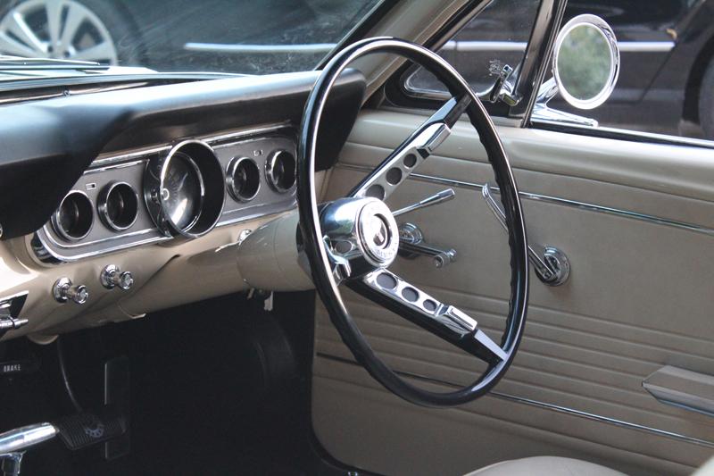 Restored 1966 Ford Mustang Convertible - Ol' School Garage - Brisbane Australia (17).jpg
