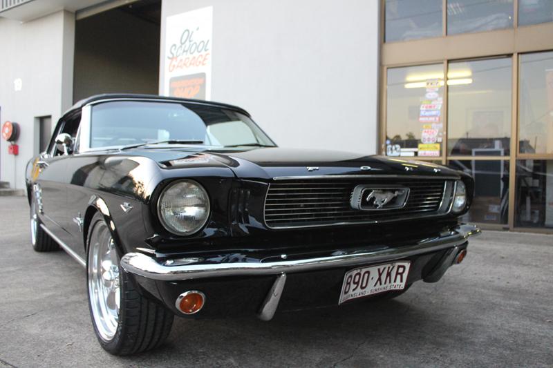 Restored 1966 Ford Mustang Convertible - Ol' School Garage - Brisbane Australia (25).jpg