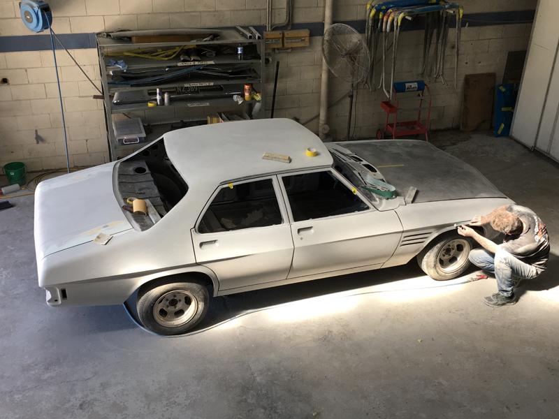 HQ Holden Sedan Restoration - bodywork (10).jpg