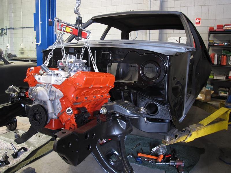 Holden HQ 253ci V8 Restoration.JPG