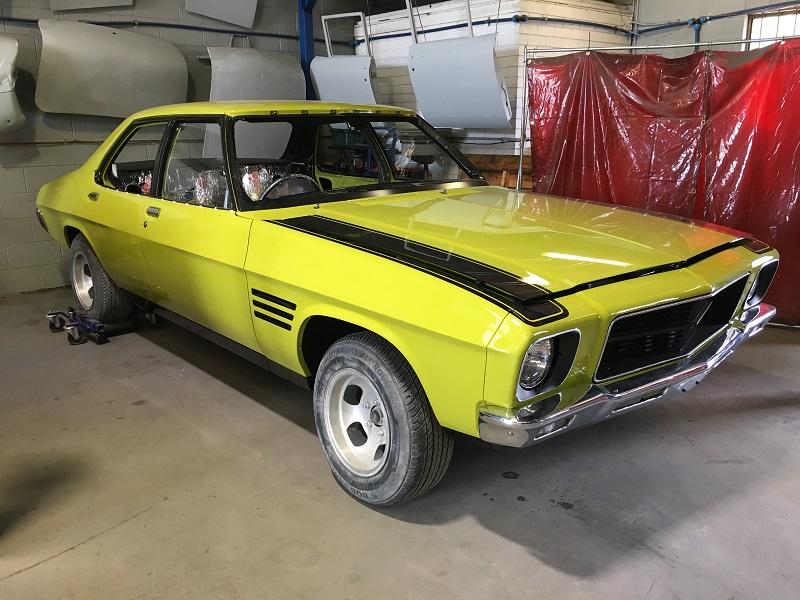 1973 Holden HQ Sedan