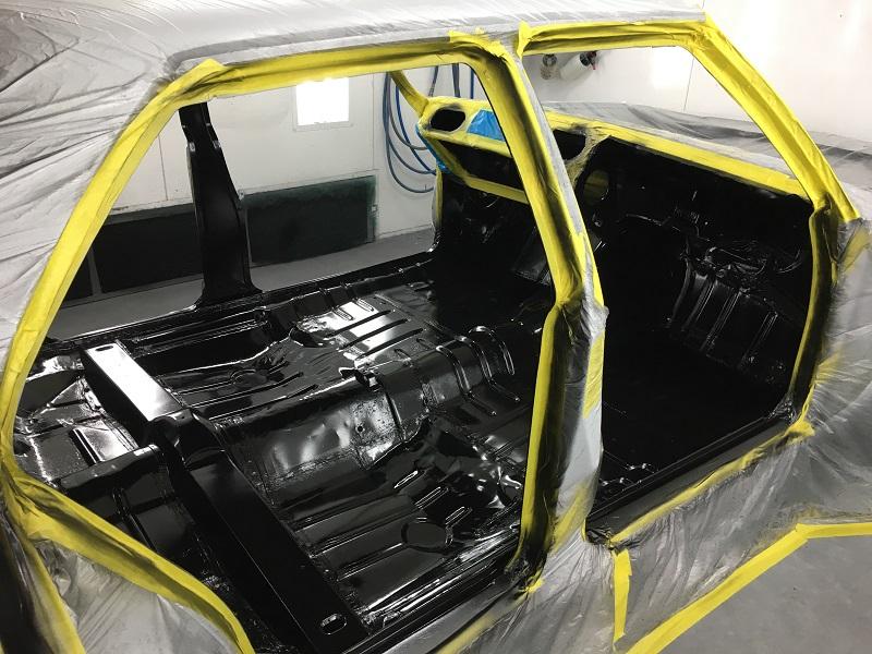Holden HQ Lettuce Alone Green - Restoration Bare metal Brisbane (26).JPG