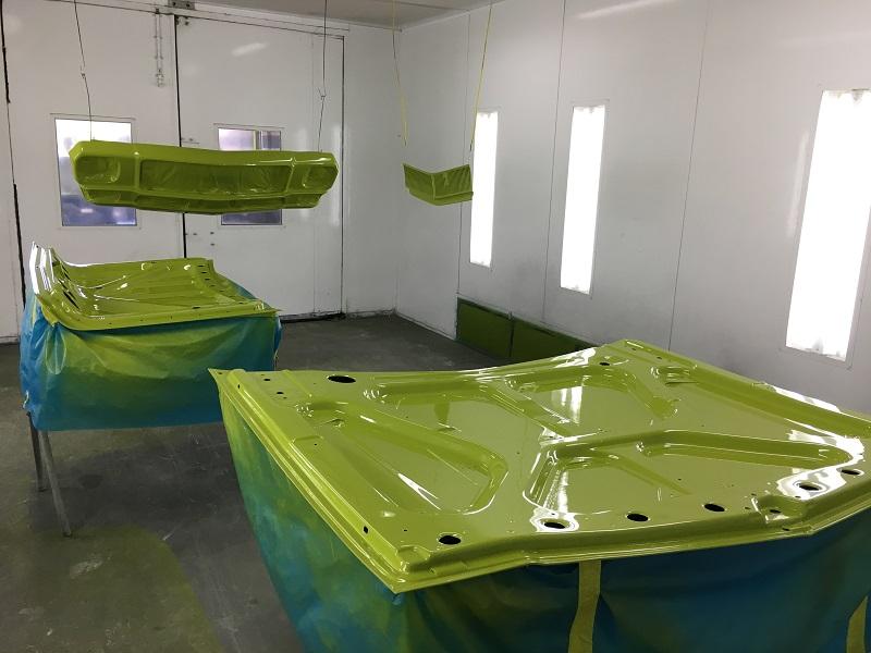 Holden HQ Lettuce Alone Green - Restoration Bare metal Brisbane (2).JPG