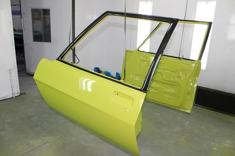 Holden HQ Lettuce Alone Green - Restoration Bare metal Brisbane (35).JPG