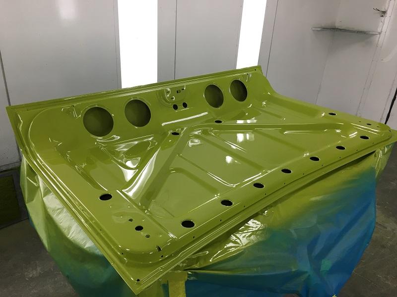 Holden HQ Lettuce Alone Green - Restoration Bare metal Brisbane (30).JPG