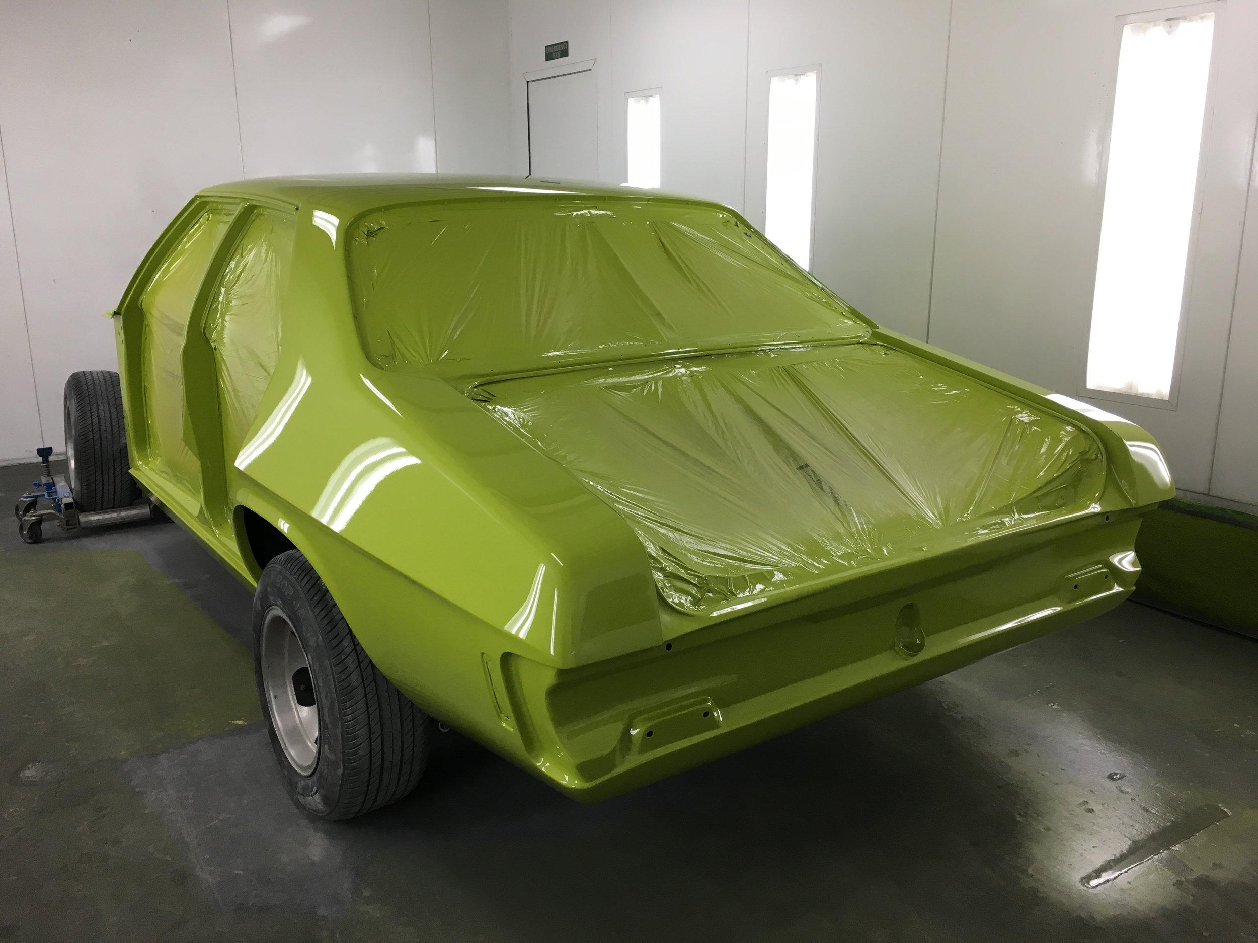 Holden HQ Lettuce Alone Green - Restoration Bare metal Brisbane (66).JPG