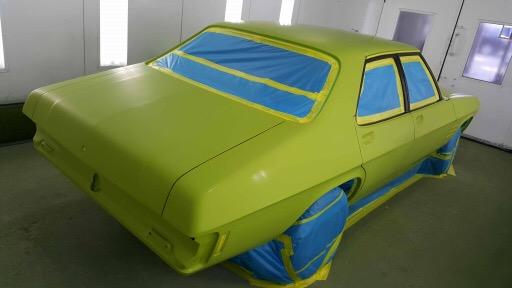 Holden HQ Lettuce Alone Green - Restoration Bare metal Brisbane (13).JPG