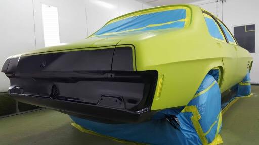 Holden HQ Lettuce Alone Green - Restoration Bare metal Brisbane (17).JPG