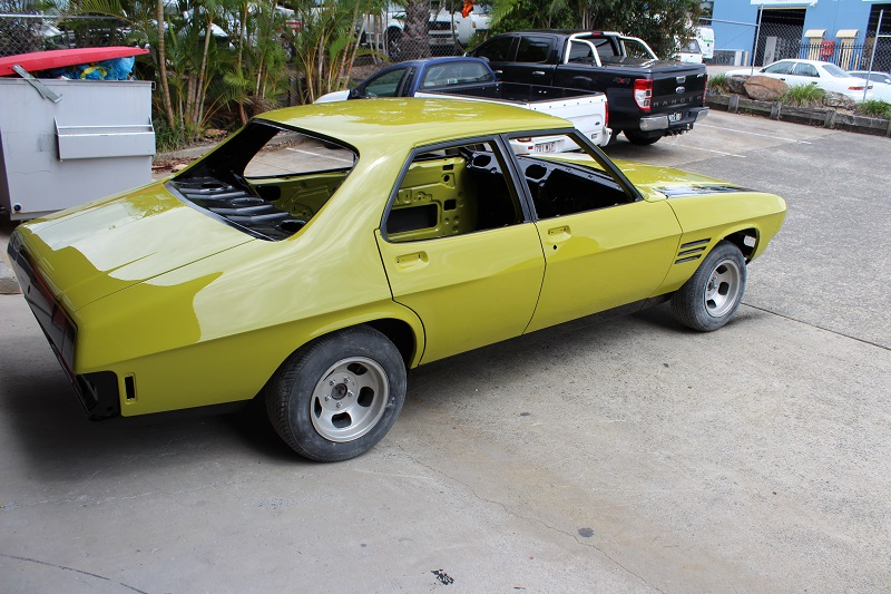 Holden HQ Lettuce Alone Green - Restoration Bare metal Brisbane (39).JPG
